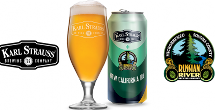 New California IPA - Karl Strauss and Russian River