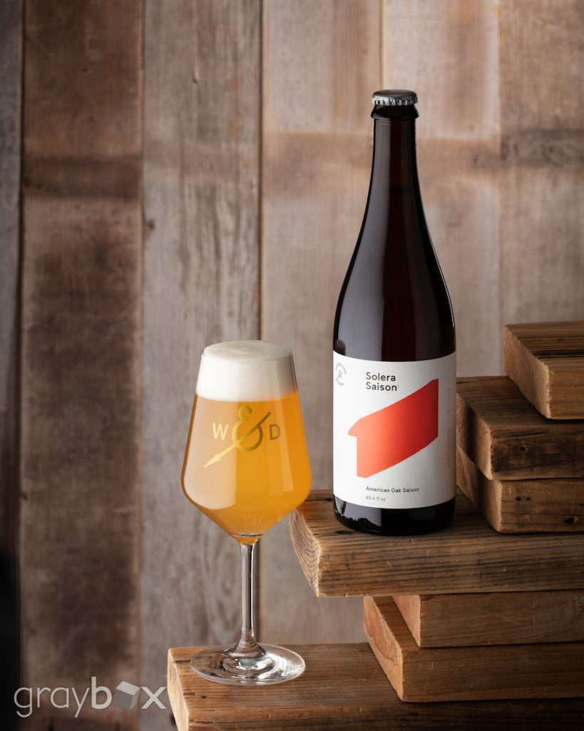 Westbound and Down Solera Saison