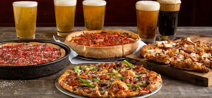 Ultimate 6er Chicagos Best Pizza Beer Pairings
