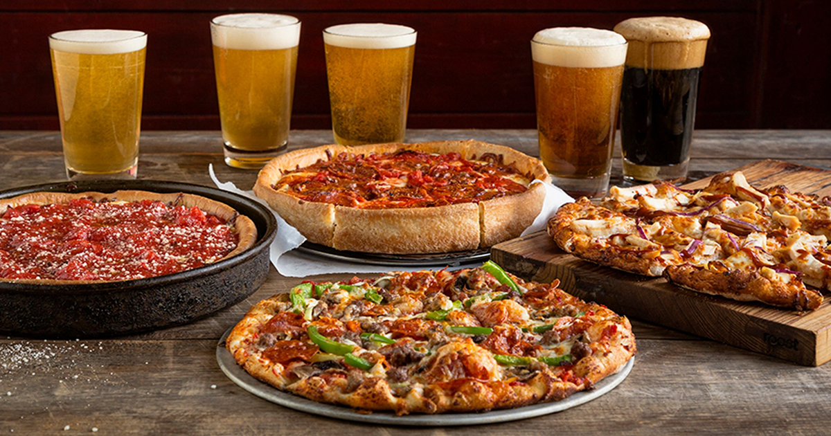 Ultimate 6er | Chicago's Best Pizza & Beer Pairings