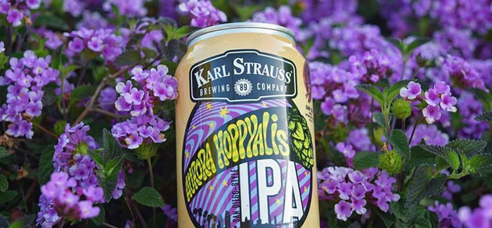 Karl Strauss Brewing Co. | Aurora Hoppyalis