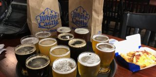 Ultimate 6er | Pairing Six Revolution Beers with White Castle Menu Items