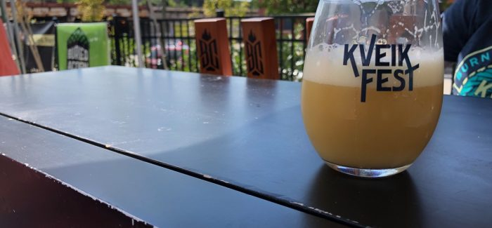 Recapping Burnt City Brewing's Kveik Fest
