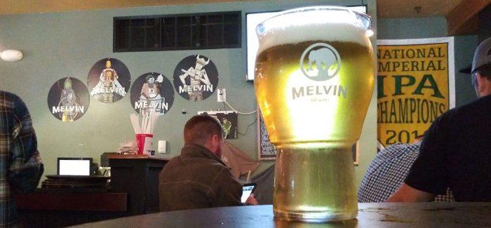 Melvin Brewing   Jenny Lake Pilsner