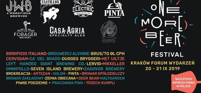 Preview | Poland's One More Beer Festival Features Heavy Hitters