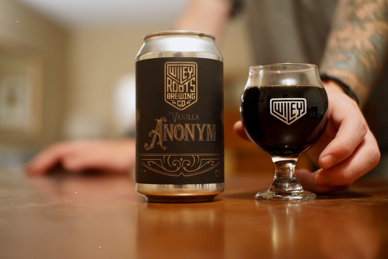 Vanilla Anonym - Wiley Roots Brewing Company