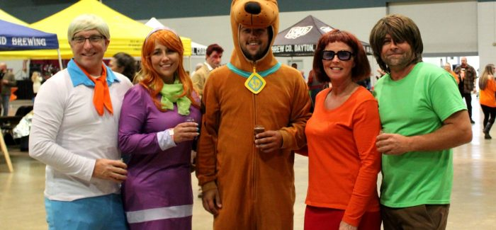 Event Recap | Ohio Craft Beer's Ale-O-Ween Offers Spooky Treats