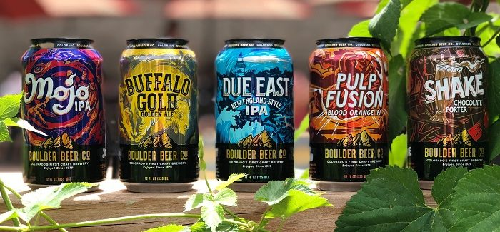 Market Evolution Drives Boulder Beer Company To Focus Locally