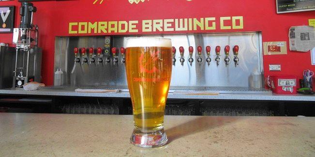 Comrade Brewing Company | Superpower IPA Wins Big at GABF