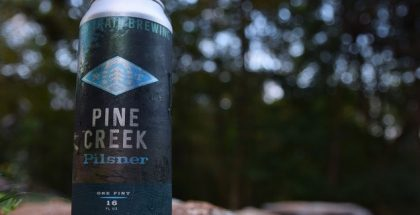 pine creek pilsner