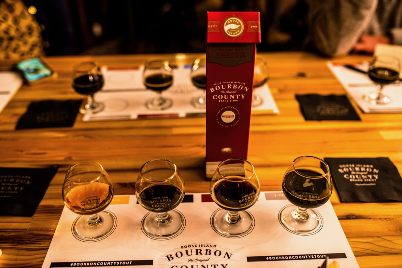 2019 Bourbon County Stout Tasting