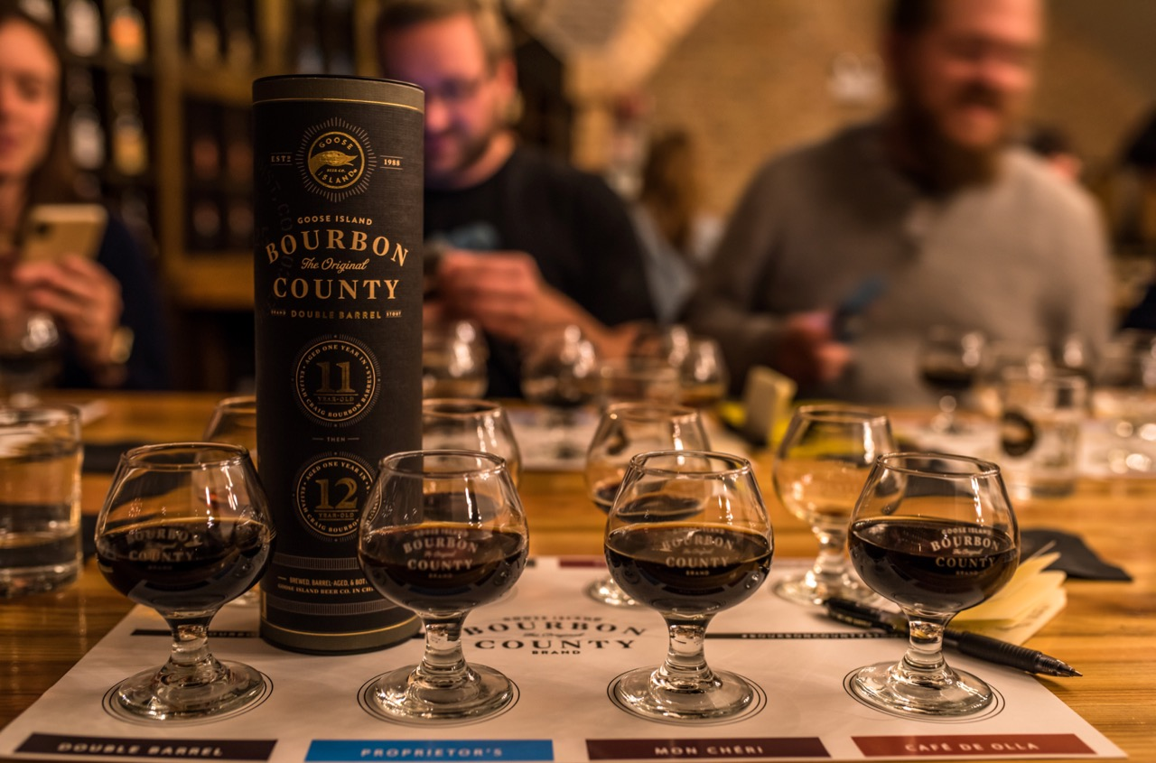 2019 Bourbon County Stout