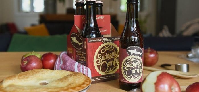 Dogfish Head | Suddenly Comfy