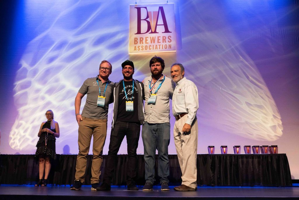 Westbound & Down Brewing Co. - GABF 2019 Awards Ceremony