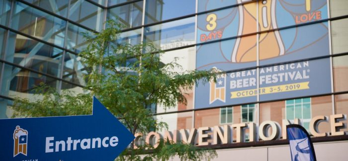 2019 Great American Beer Fest   Standouts and Recap from Day One