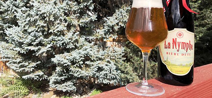 Hoppers - La Nymphe Bière de Garde