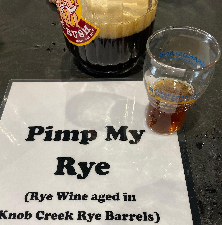Pimp My Rye