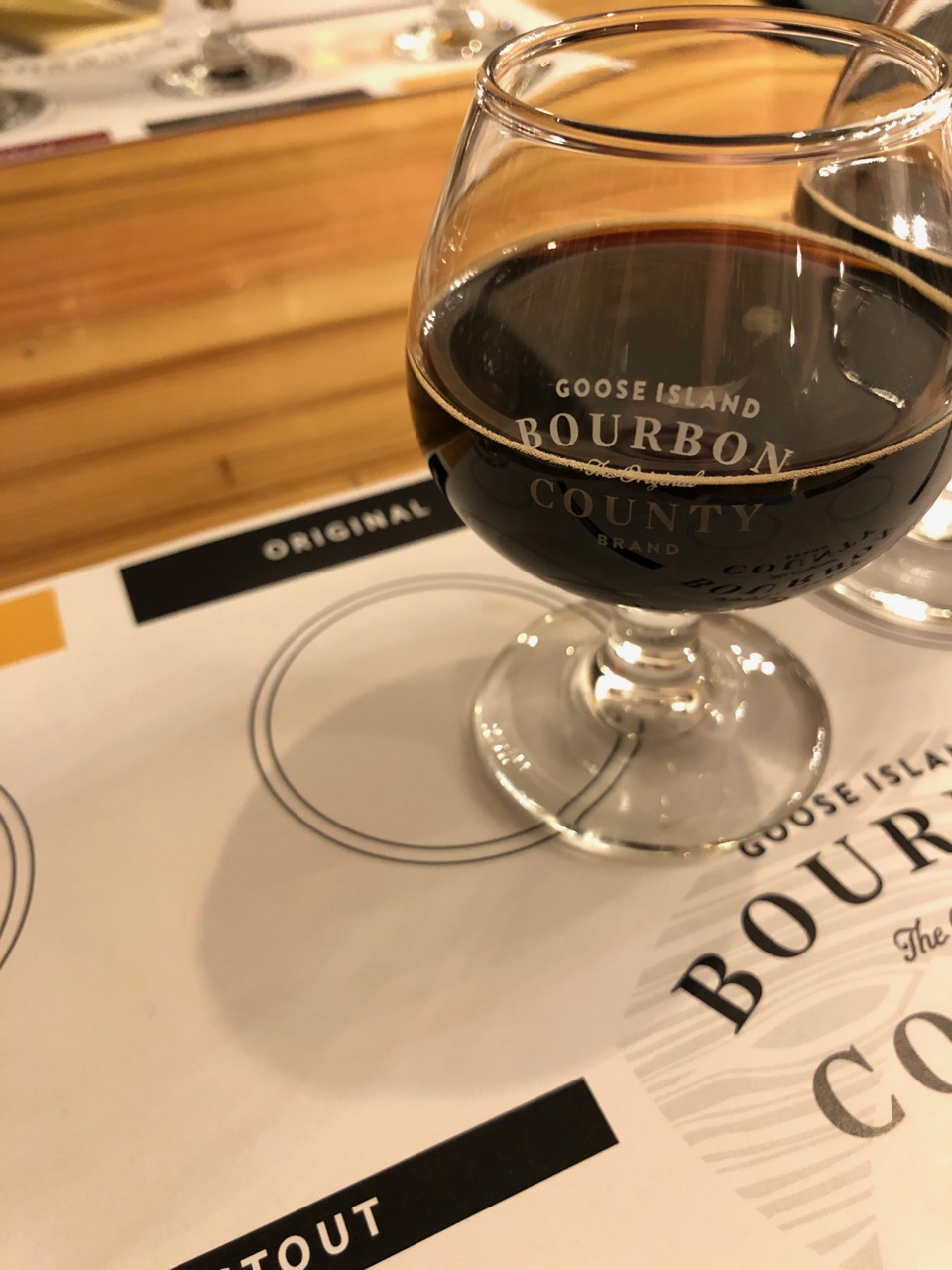 2019 Bourbon County Stout Original