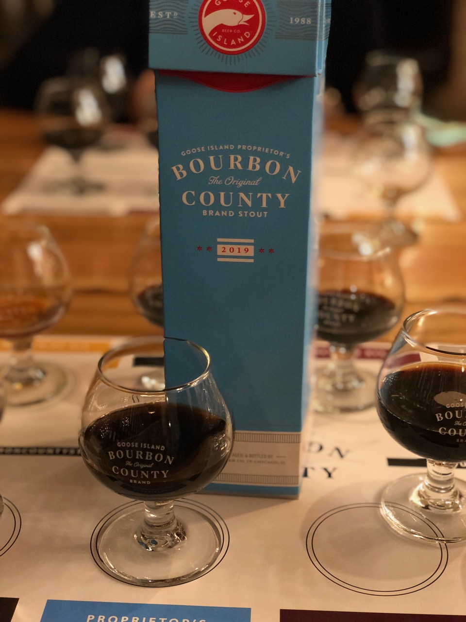 2019 Bourbon County Stout Prop