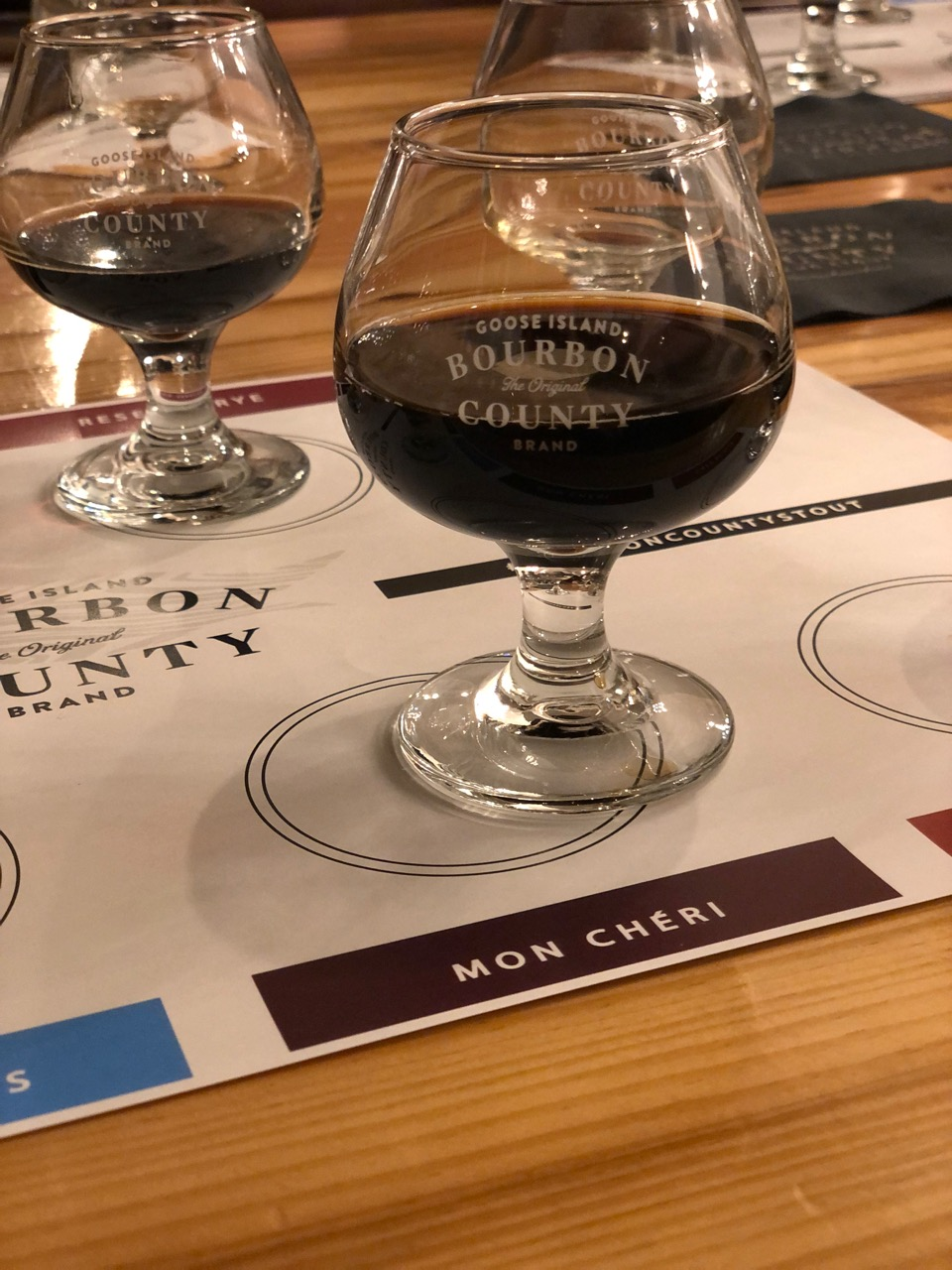 2019 Bourbon County Stout Mon Cheri