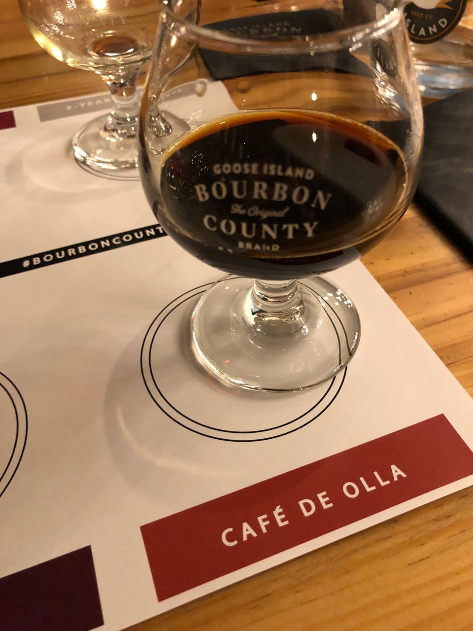 2019 Bourbon County Stout Cafe de Olla