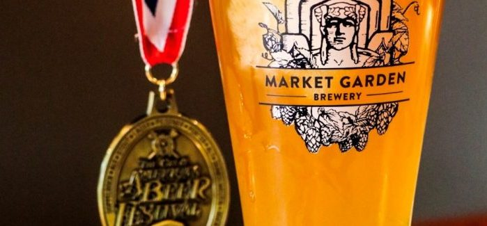 Market Garden Brewery | Prosperity Wheat