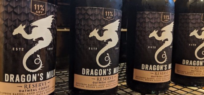 New Holland Brewing | Dragon's Milk Reserve Oatmeal Cookie