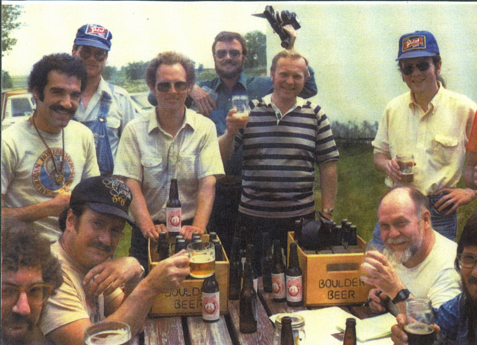 Boulder Beer Co Founders