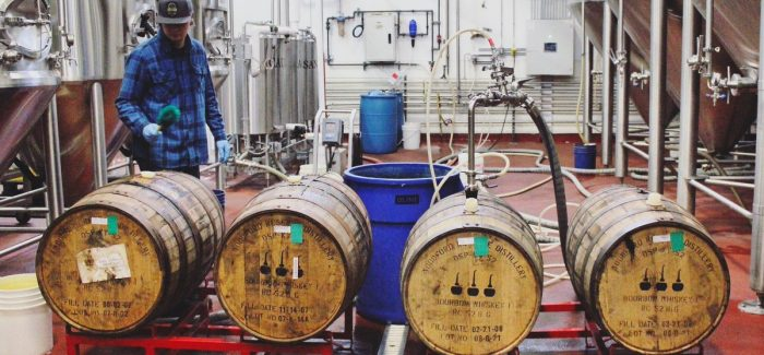 Where Do the Barrels Go After They're Done Aging Beer?