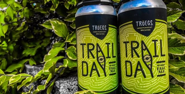 Troegs Independent Brewing | Trail Day Pale Ale
