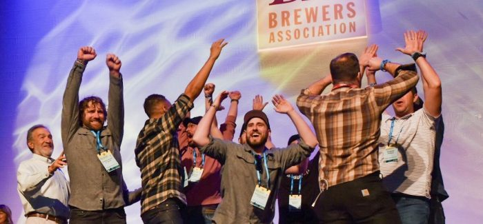2019 GABF Award Ceremony