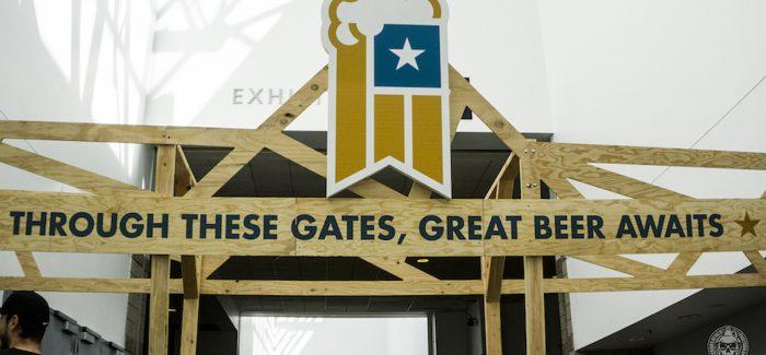 GABF Entrance