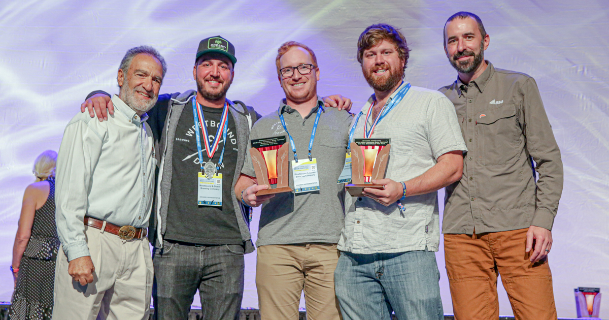Westbound & Down Brewing GABF 2019