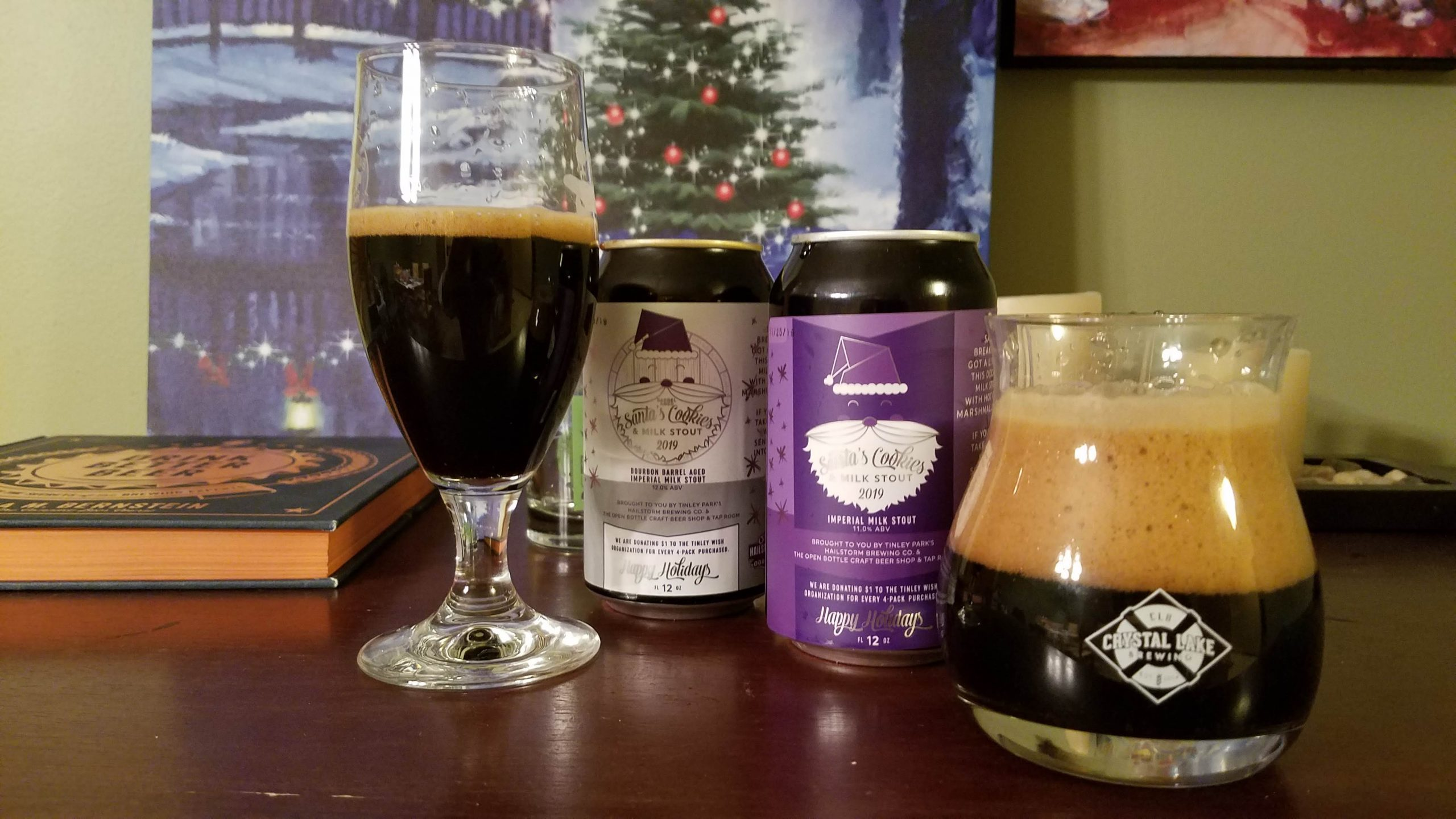 Santa's Cookies Imperial Milk Stout