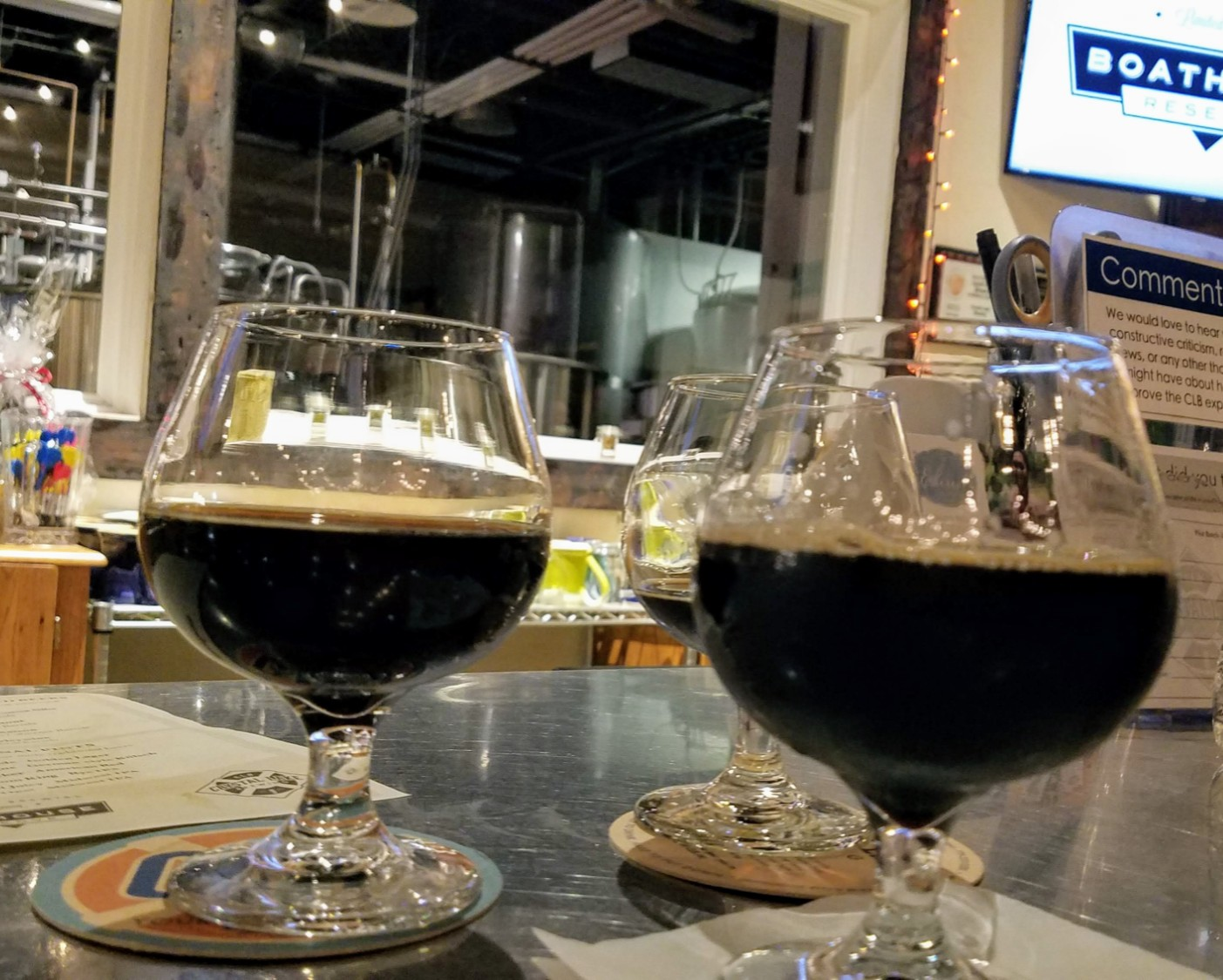 Crystal Lake Brewing Boathouse Reserve 2019 BBA