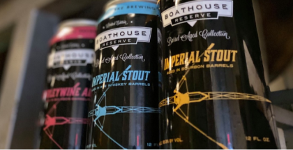 Crystal Lake Brewing Boathouse Reserve