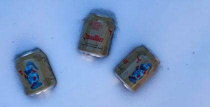 Saint Errant Brewing's Cauallier