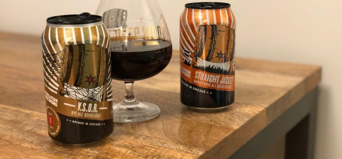 Revolution's Gold Medal Beer FoBAB Winner V.S.O.R. Releases Friday