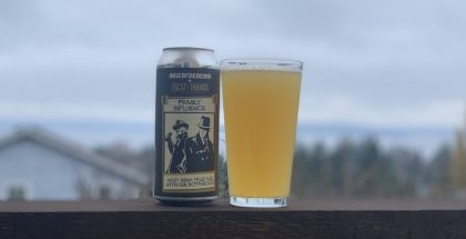 Family Influence Hazy IPA