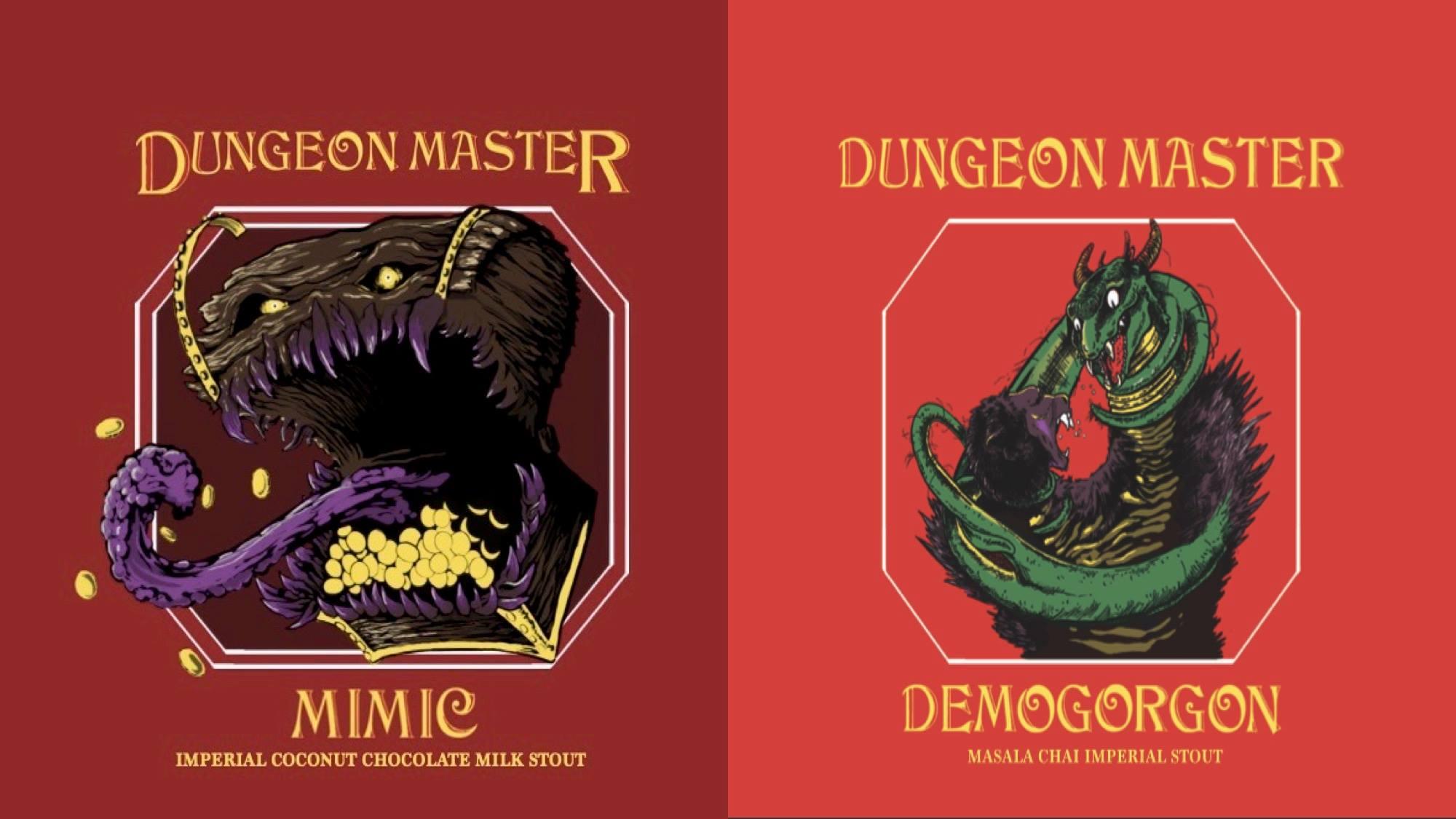 Miskatonic Brewing Dungeon Master Series
