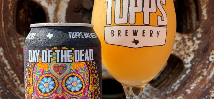 TUPPS Brewery | Day of the Dead