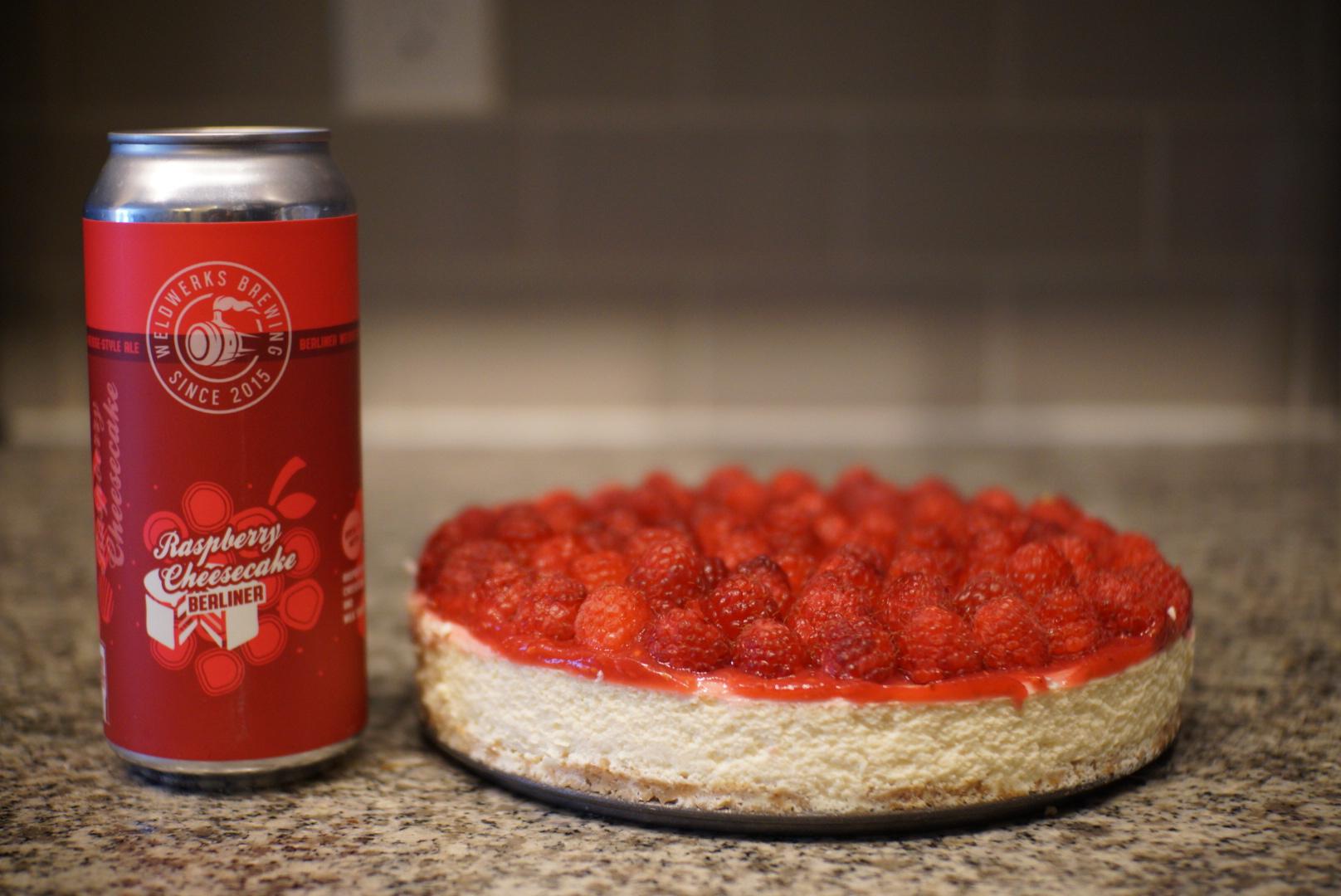 WeldWerks Raspberry Cheesecake Berliner