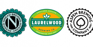 Legacy Breweries Ninkasi Laurelwood Aspen Brewing