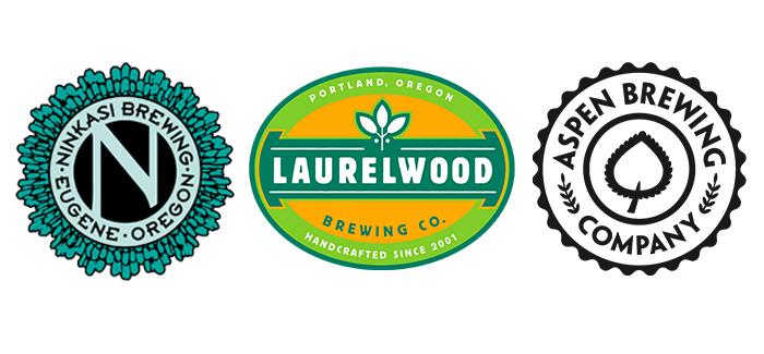Legacy Breweries Ninkasi Laurelwood Aspen Brewing