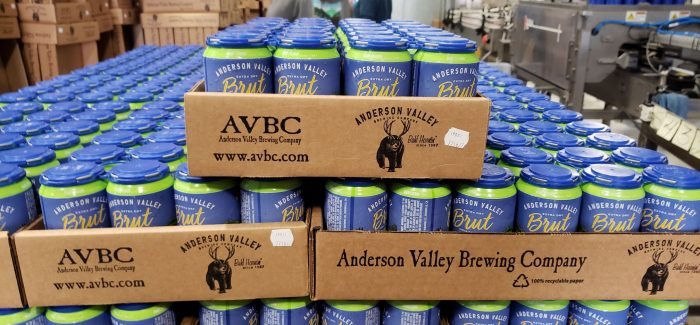 Anderson Valley Brewing Company Sold to the McGee Family