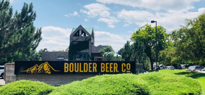 Boulder Beer Company Announces Sale and Closure of Brewpub