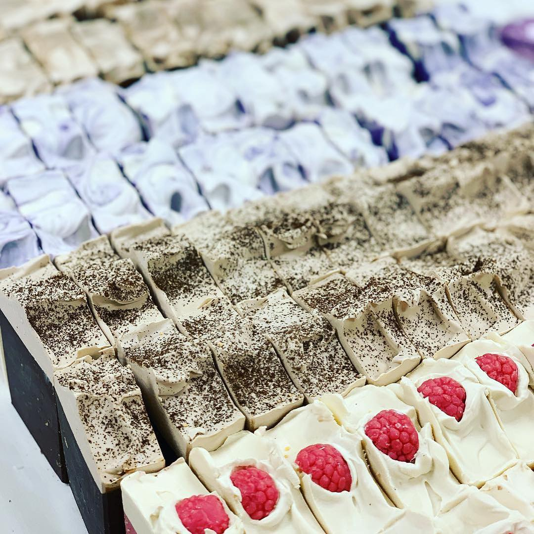 Flatirons Soap Works artisan soap