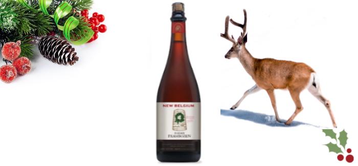 Christmas Classics | New Belgium Brewing Foeder Frambozen