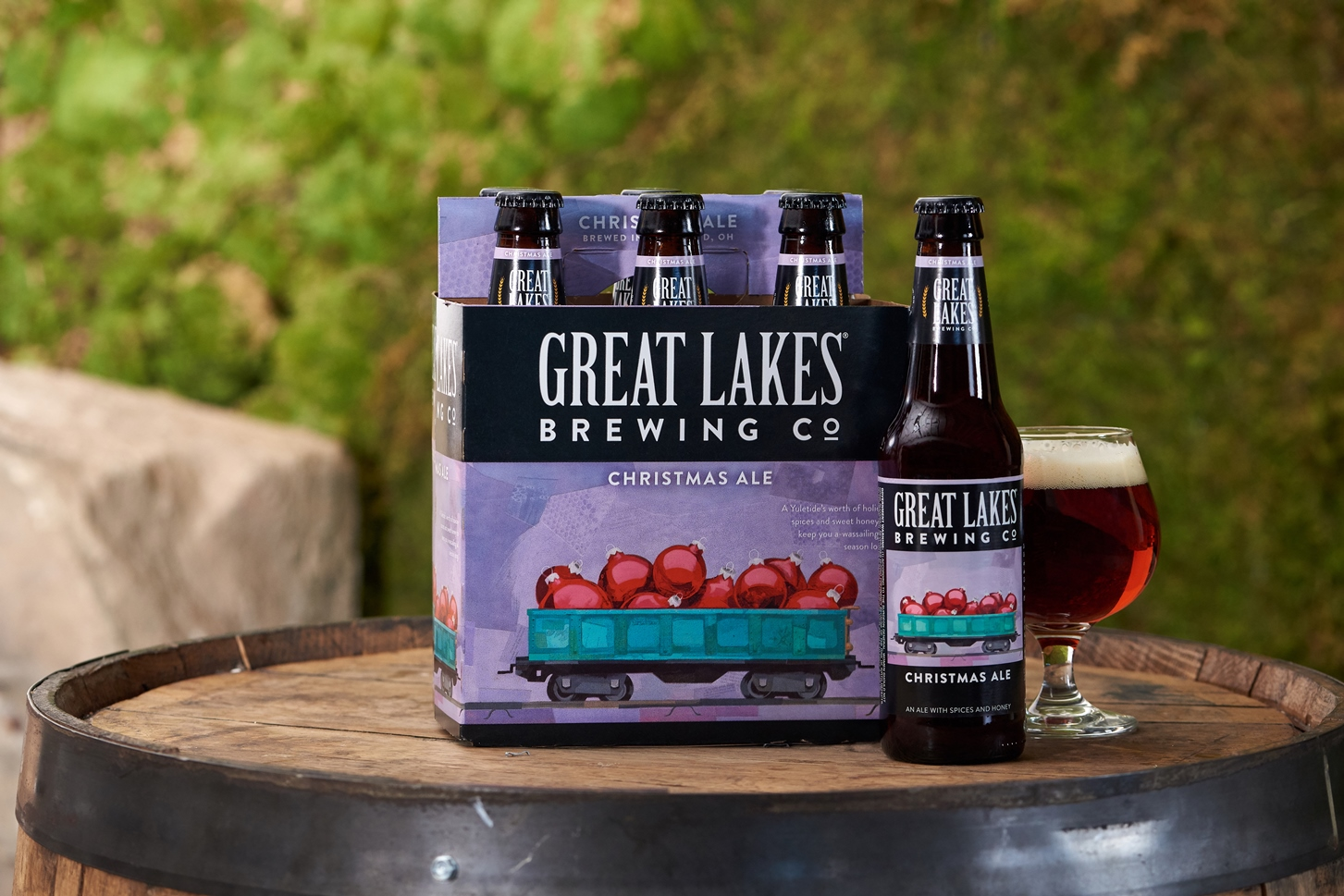 Schlafly Christmas Ale 2021 Christmas Classics Great Lakes Christmas Ale