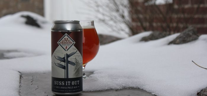Level Crossing Brewing Company - Suss It Out